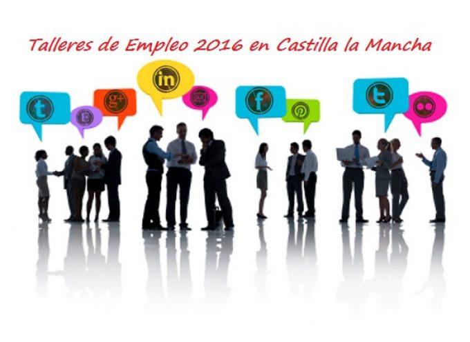 Talleres de Empleo en #CastillaLaMancha