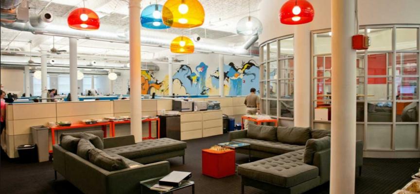 Tu oficina inspiradora mejora tu espacio de trabajo mu ozparre o - Oficina de empleo vigo ...