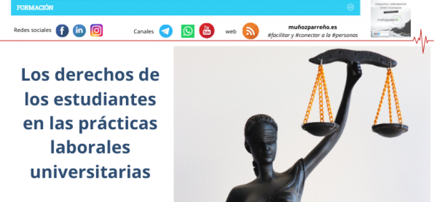 Los derechos de los estudiantes en las prácticas laborales universitarias