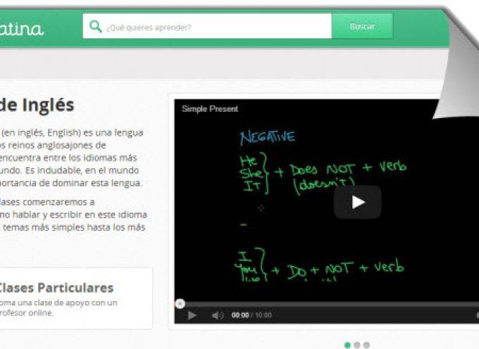 ¿Qué quieres aprender? Más de 4.500 vídeos online gratuitos
