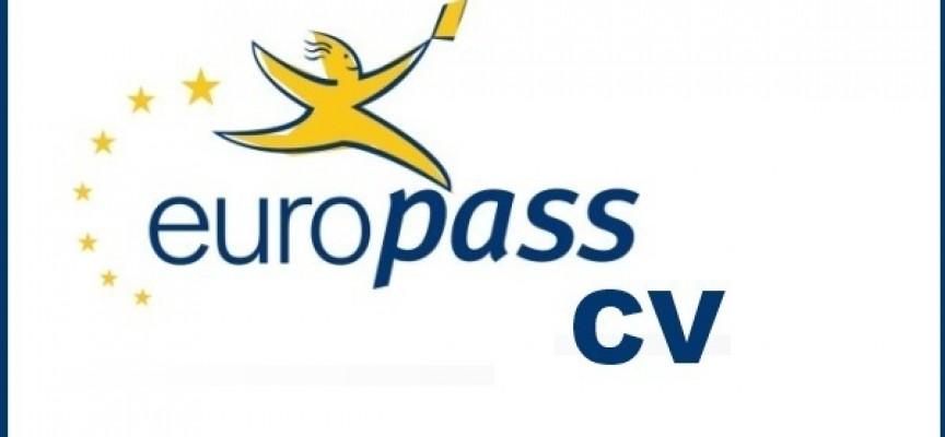 El Currículum europeo