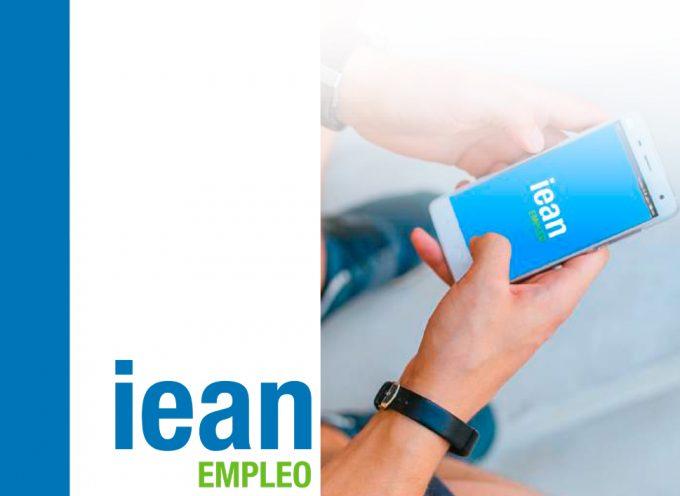 La consultora IEAN publica más de 350 convocatorias de empleo y prácticas