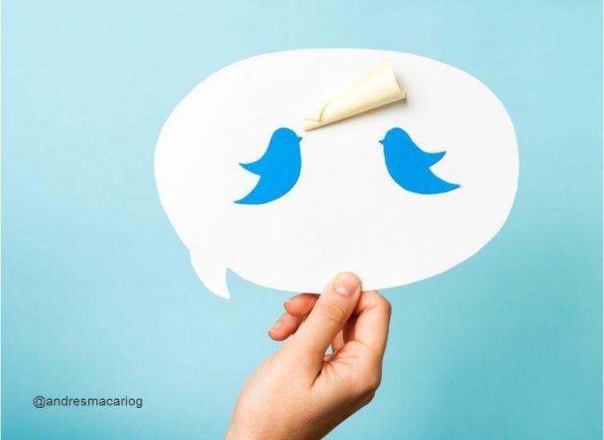 Cómo mejorar tu marca personal en Twitter #infografia