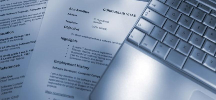 Diez webs y 'apps' fáciles para hacerte un CV creativo