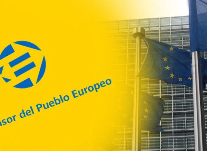 Prácticas en la oficina del Defensor del Pueblo Europeo. Plazo 30/04/2016