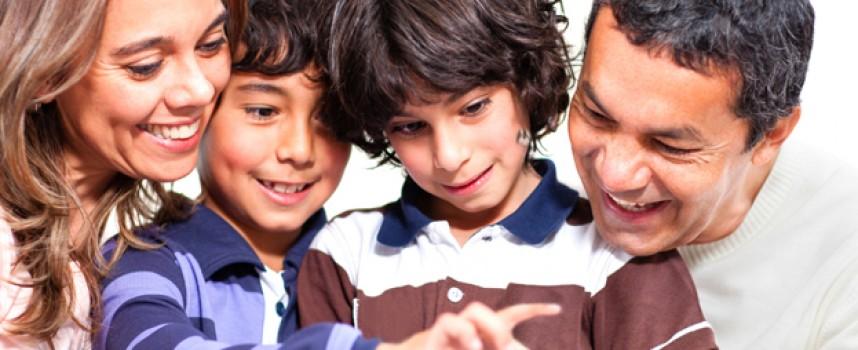 Cinco apps para aprender y divertirte con tus hijos
