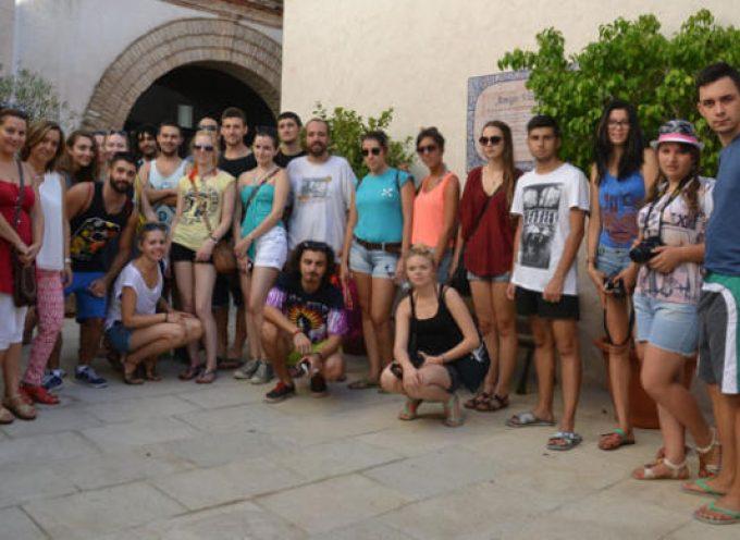 De Erasmus… pero con gusto rural
