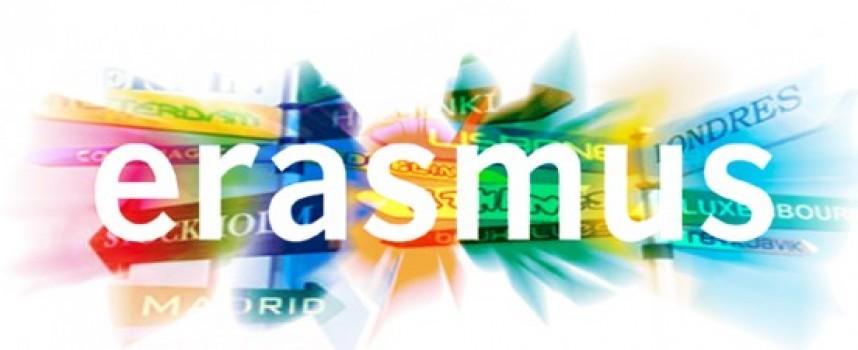 Erasmus : la puerta del estudio en Europa