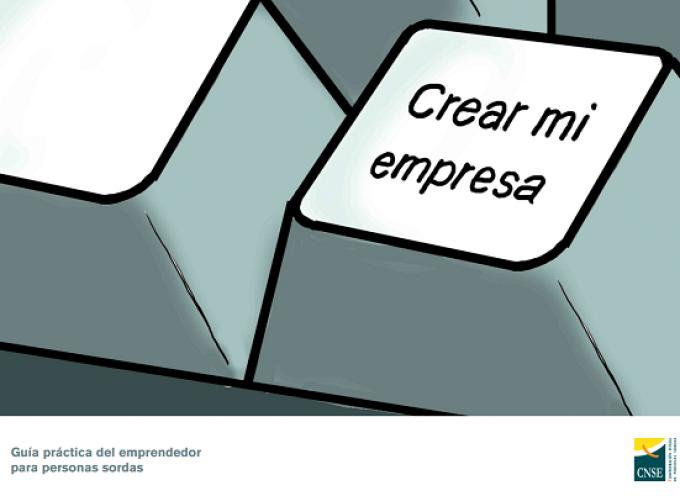 Guía práctica del emprendedor para personas sordas