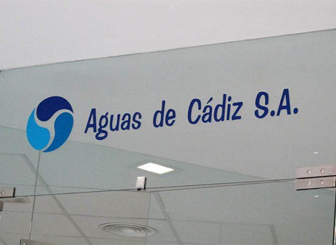 Aguas de Cádiz convocará un proceso público de selección de personal