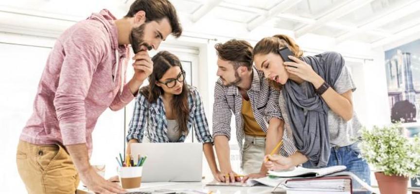 El trabajo flexible revoluciona las oficinas y aumenta la productividad