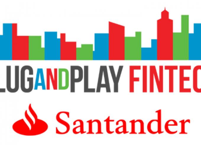 Banco Santander y Plug and Play apoyarán a ocho startups de tecnología financiera