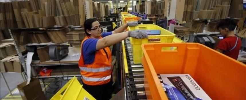 Amazon creará 500 empleos en su nuevo centro logístico en Madrid
