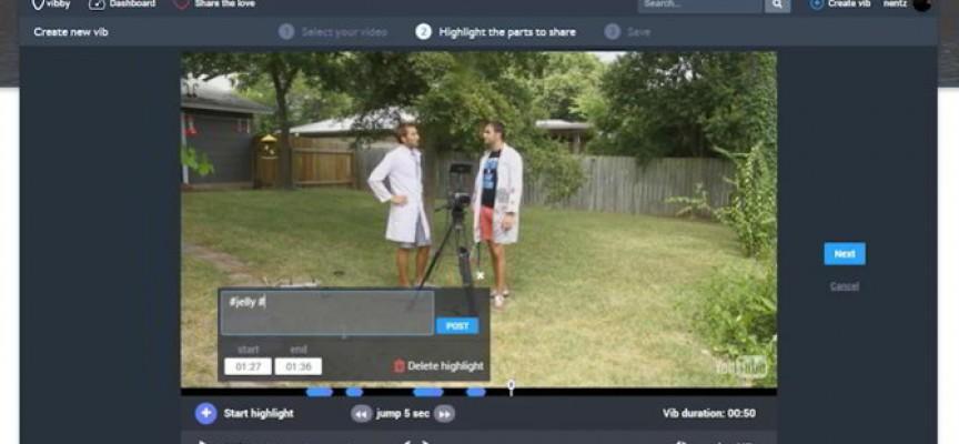 4 opciones para compartir fragmentos de videos de YouTube y otros servicios