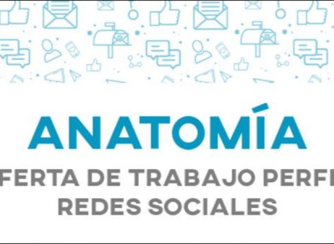 ANATOMÍA DE LA OFERTA DE TRABAJO PERFECTA EN REDES SOCIALES