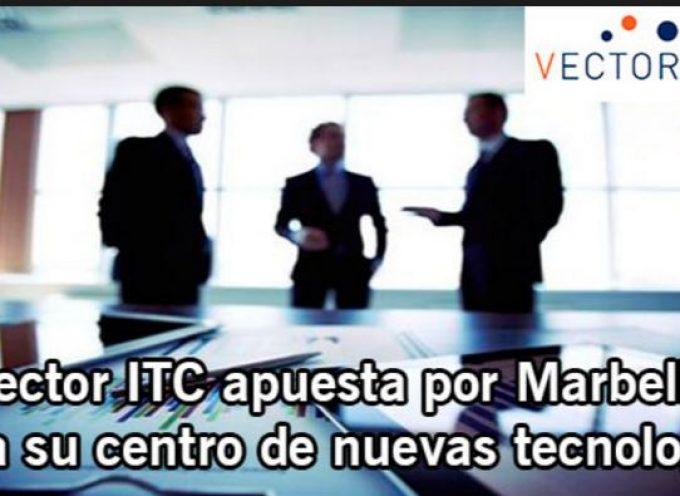 Vector ITC Group prevé crear un centro de nuevas tecnologías en Marbella