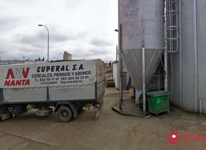 La empresa de piensos Cuperal prevé crear 100 puestos de trabajo en Vitigudino (Salamanca)