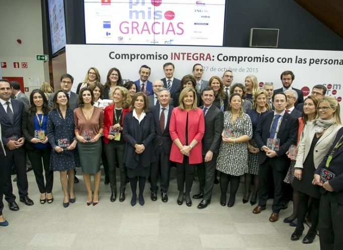 Fundación Integra apoya la integración laboral de personas en exclusión