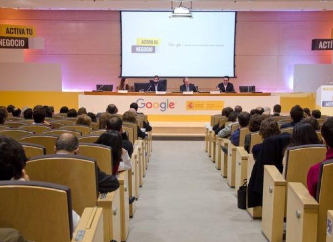 """Google presenta """"Activa tu Negocio"""" Formación online en competencias digitales"""