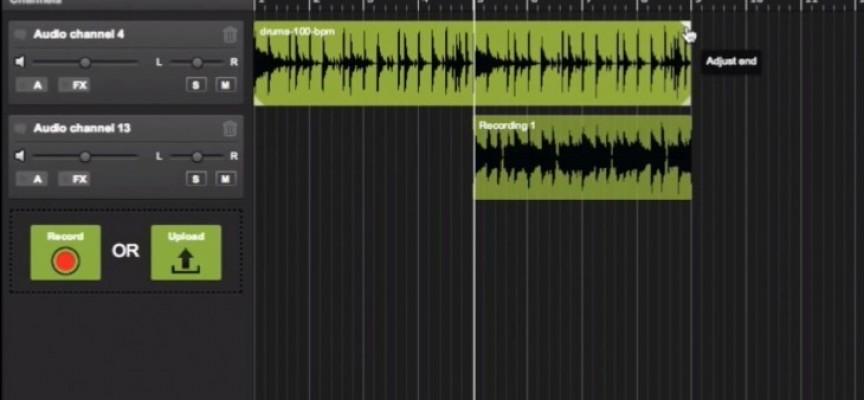 Tres sitios web para crear música de forma sencilla