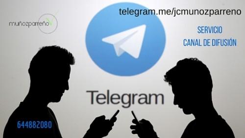 SERVICIOCANAL DE DIFUSIÓN TELEGRAM