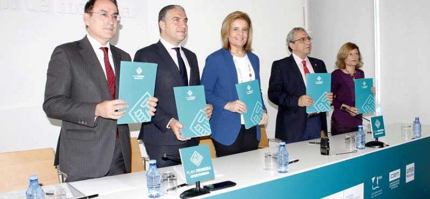 Málaga fomentará la contratación de 100 graduados universitarios