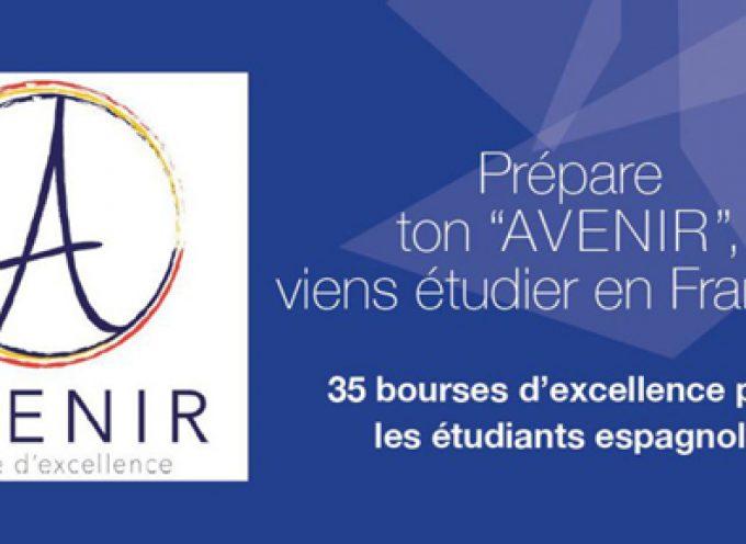35 Becas en Francia para estudiantes españoles