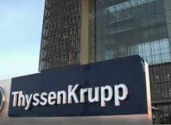 ThyssenKrupp reabrirá la planta de Galmed en Sagunto este año