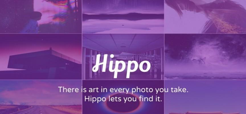 Hippo, una app para subir fotos propias y que profesionales las editen gratis
