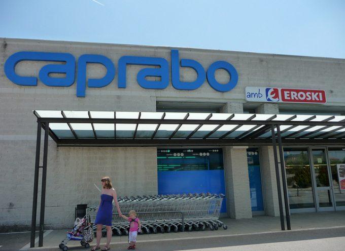 Caprabo busca ayudantes de tienda y de sección para sus establecimientos