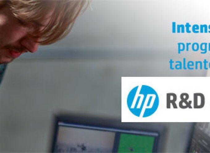 HP incorporará a recién titulados de toda Europa. Plazo: 20junio2016