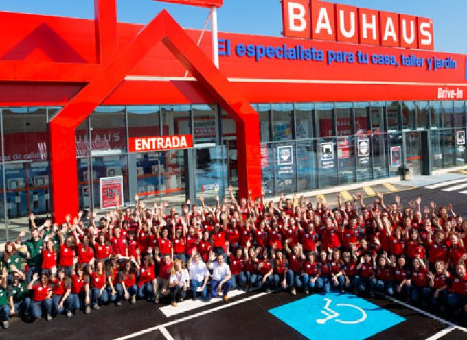 Bauhaus abre en Alcorcón el centro más grande de la marca en España