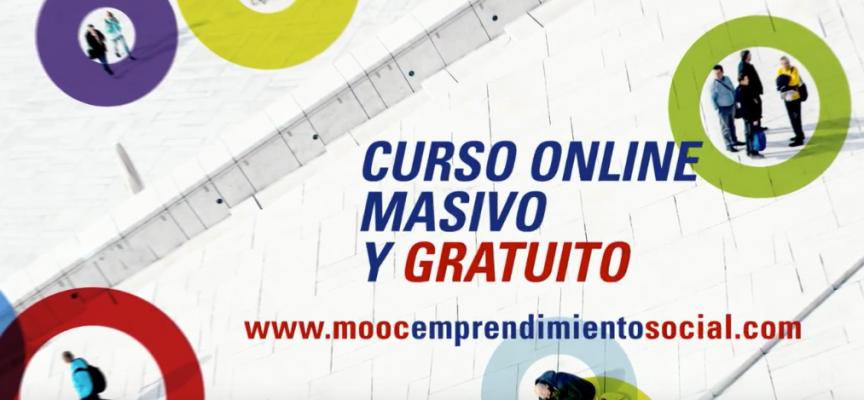 Nuevo Curso Online Gratuito Emprendimiento Social – MOOC