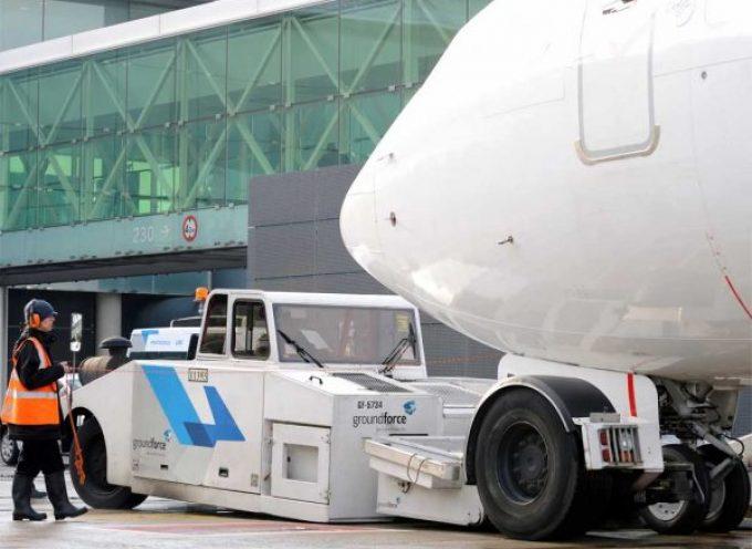 Groundforce selecciona 40 agentes de Rampa para aeropuerto