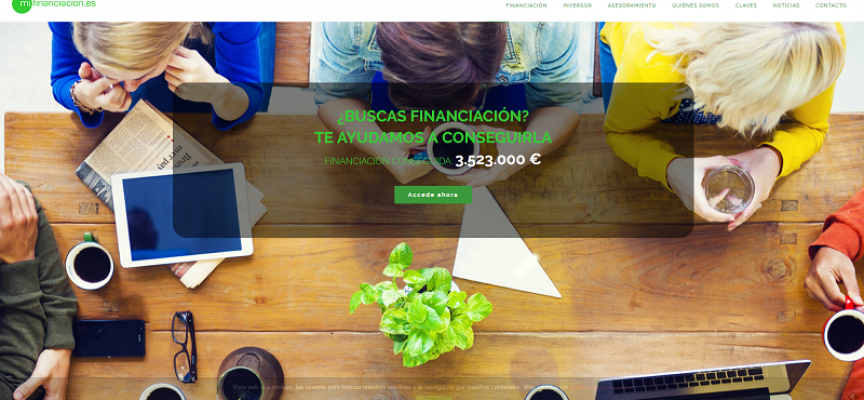 Nace en España el primer portal la búsqueda de financiación de emprendedores, pymes, autónomos y franquicias