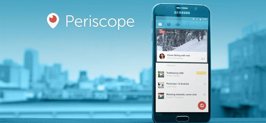 Siete consejos para tener más éxito en Periscope