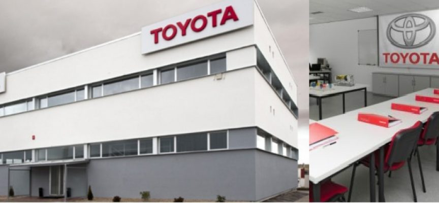 Toyota España pone en marcha un programa para facilitar la inserción de titulados de FP
