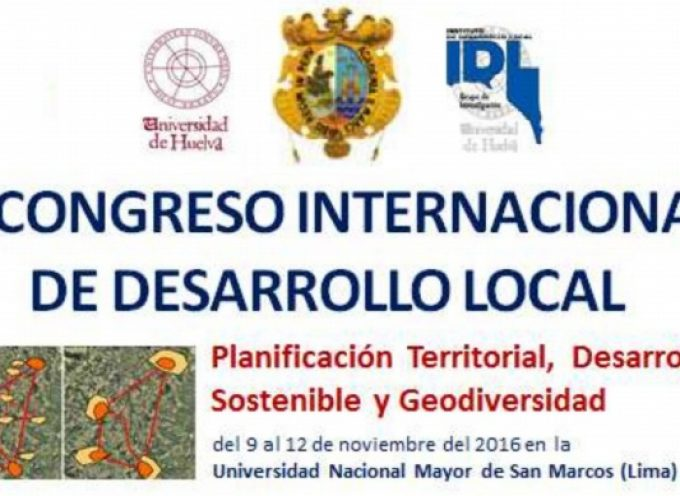 IV Congreso Internacional de Desarrollo Local – Perú