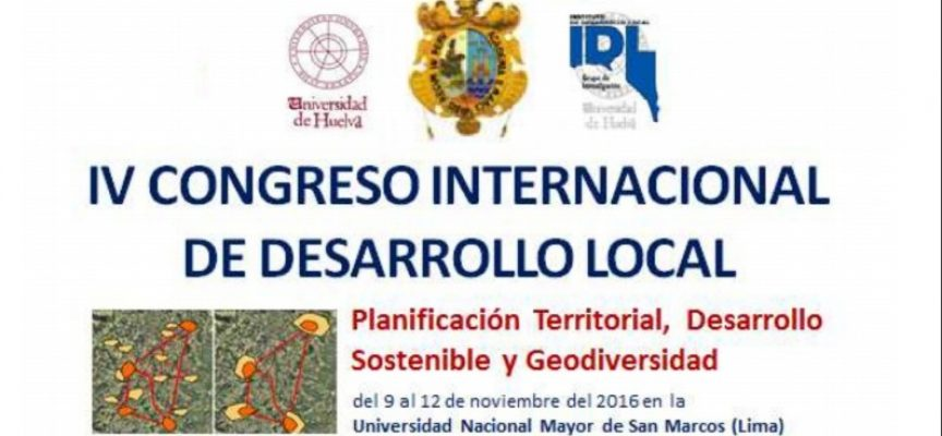 IV Congreso Internacional de Desarrollo Local – Perú