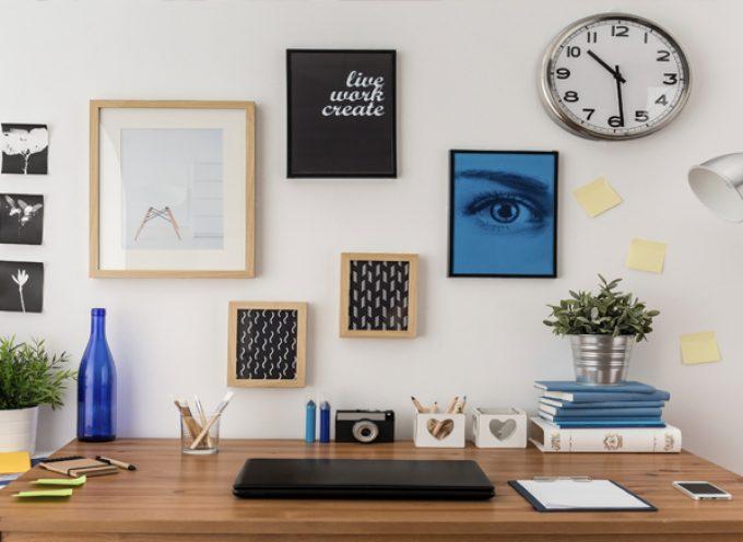 9 consejos para trabajar desde casa
