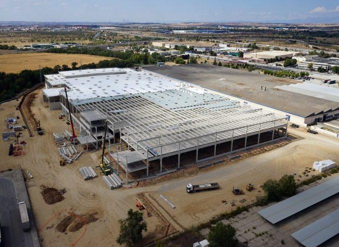 La plataforma logística de Lidl en Alcalá de Henares que generará 275 empleos, abrirá a finales de verano