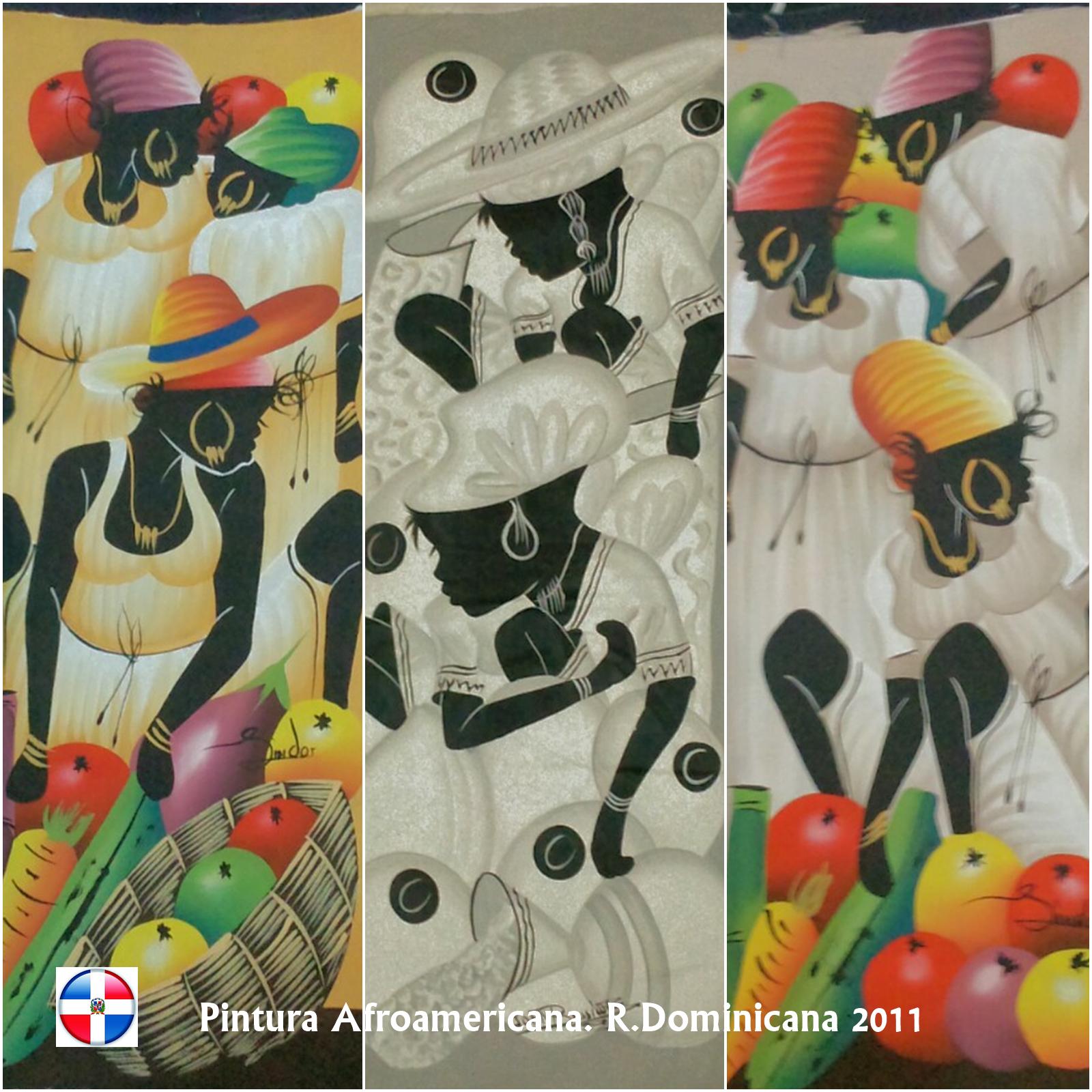 20 pintura afro