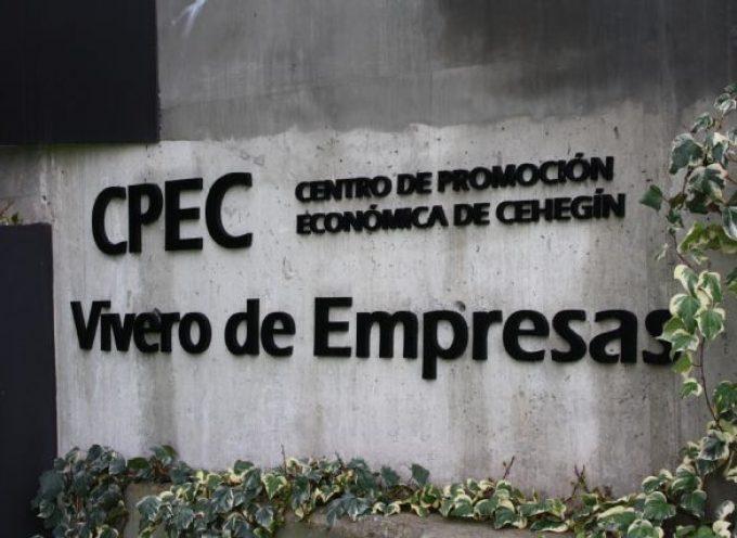 Editan un video con los principales servicios del Centro de Promoción Económica de Cehegín