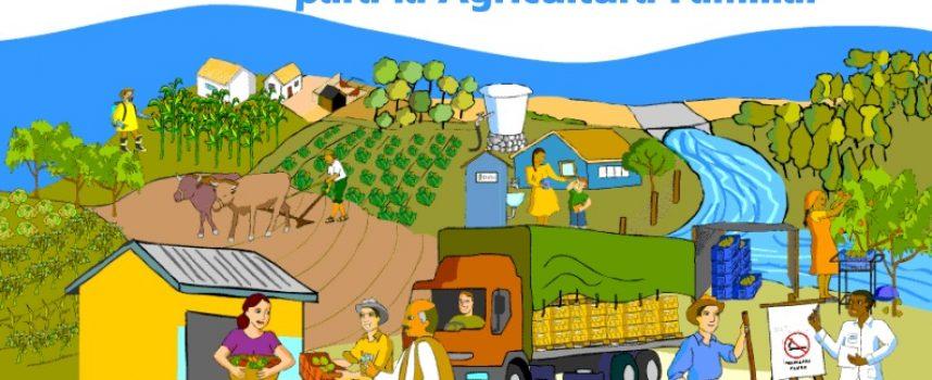 Manual de Buenas Prácticas para la Agricultura Familiar.