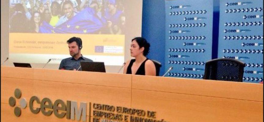 CEEIM presenta el método que casa ofertas y demandas de empleo en las startups. #Murcia