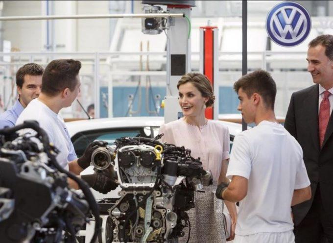 El nuevo modelo de Volkswagen creará empleo en Navarra