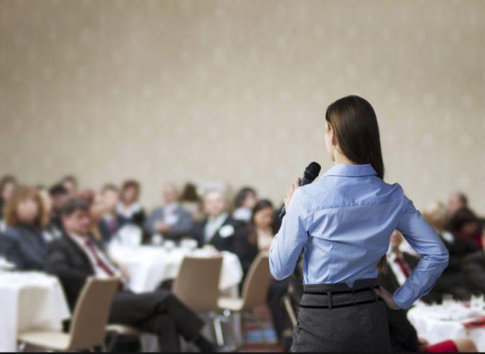 Rompe tus barreras para hablar en público