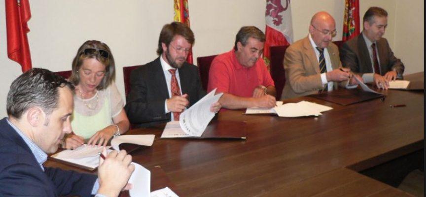 Acuerdo para el plan de apoyo a los emprendedores del medio rural en Valladolid