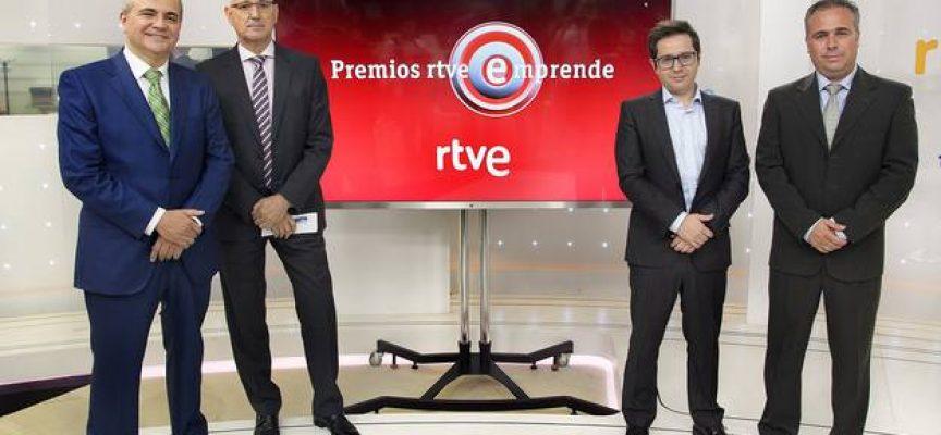 Segunda edición de los Premios Emprende de RTVE. Plazo 5 Noviembre 2016
