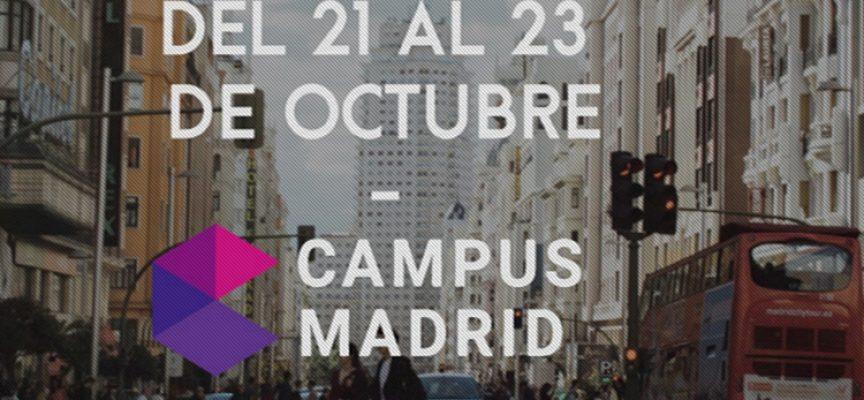 Madrid acoge el primer evento de Europa que une moda y emprendimiento. 21, 22 Y 23 octubre 2016